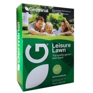 Germinal Leisure Lawn Seed 1Kg