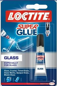 Loctite Super Glue Glass 3ml