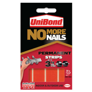 Unibond No More Nails Permanent Pads