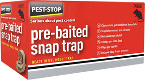 Pre-Baited Snap Rat trap