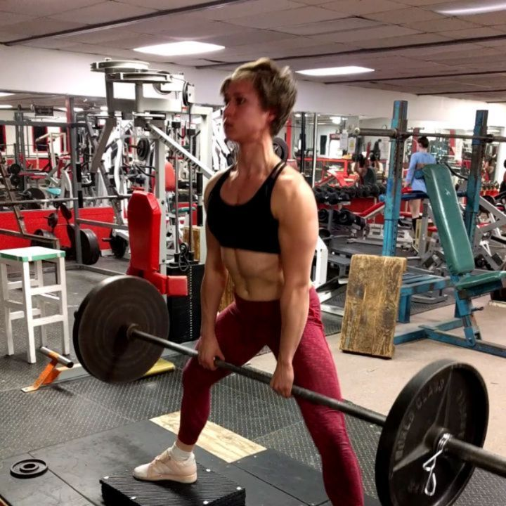 Katya Deadlift