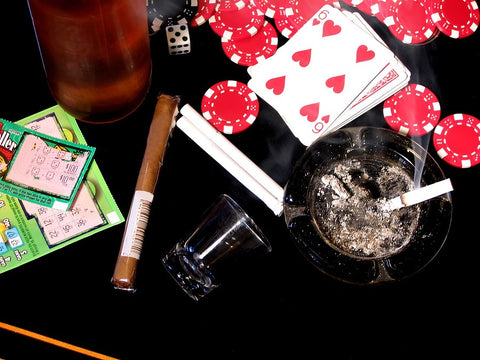 addictions and vices