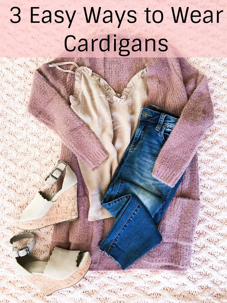 cardigan outfit ideas
