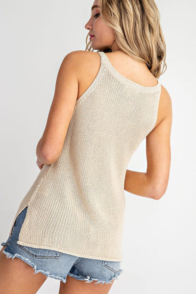 sleeveless fall tops