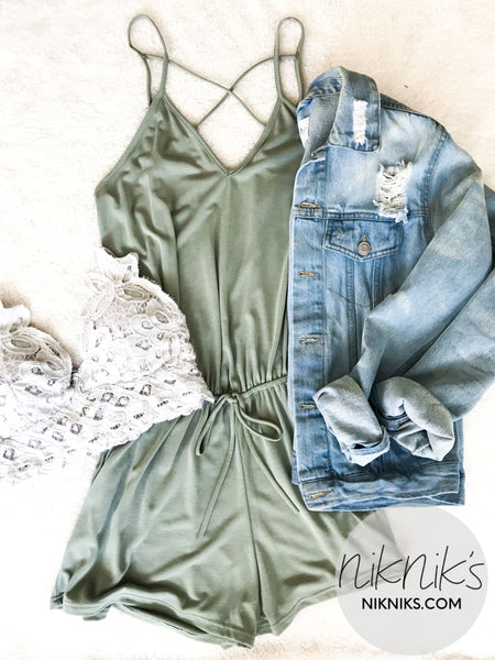 cute casual lounge rompers