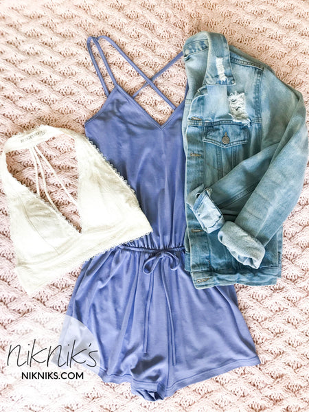 casual romper outfits
