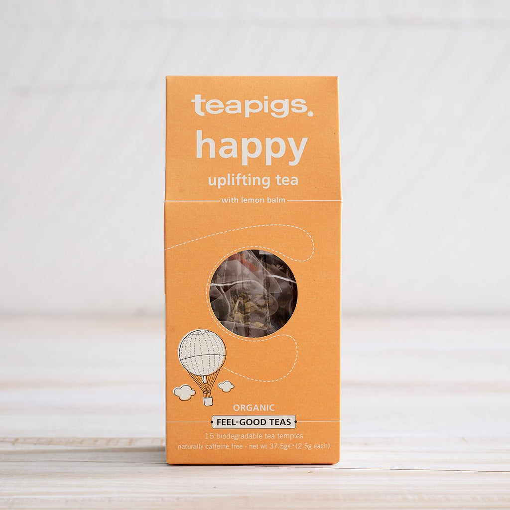 Teapigs happy with lemon balm (Vegan)-tea-Mermaid Cove