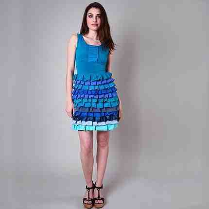 GINA ( Gina Michele Eco La Voce del Mar )-Dresses-Mermaid Cove