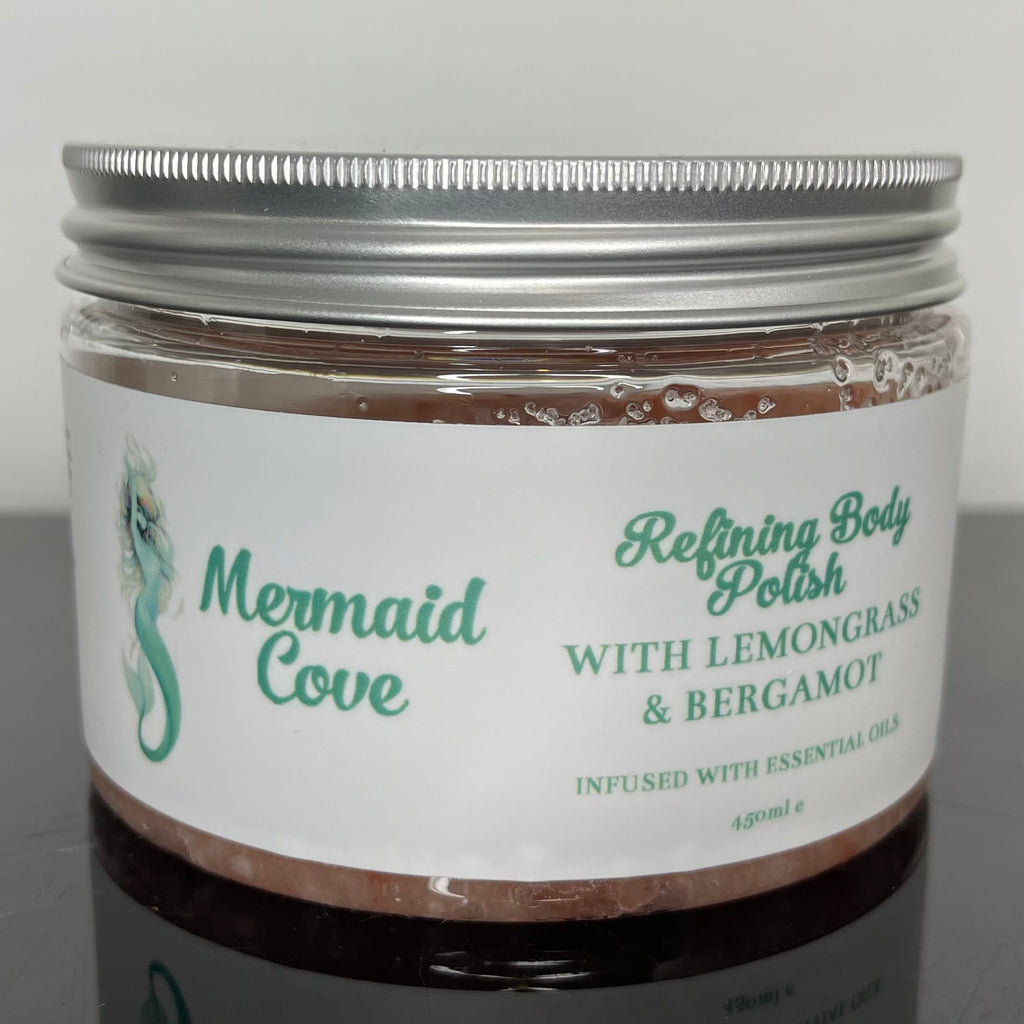 Refining Vegan Body Polish-Bath and Body-Mermaid Cove