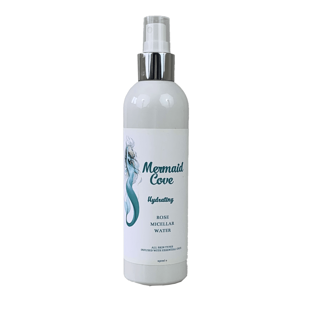 Hydrating Rose Calming Toner-skincare-Mermaid Cove