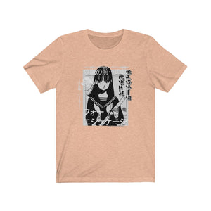 Bad for Education – Anime Manga Vaporwave Inspired Unisex T-shirt