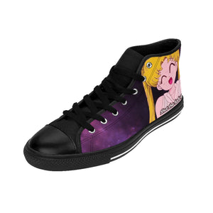 Sailor Moon (Shut the F*ck up) High-top Sneakers