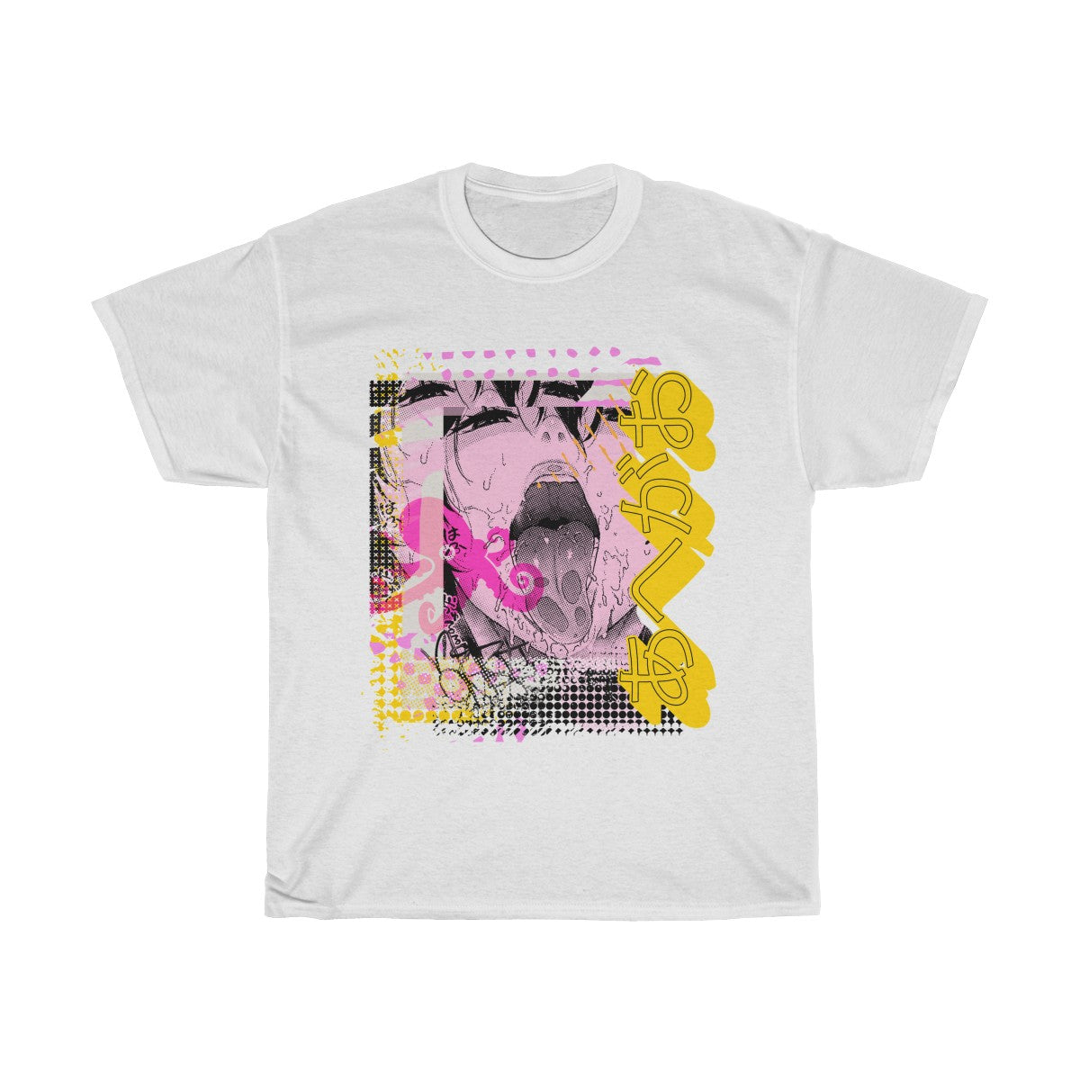 Ahegao Face - Anime Unisex T-shirt