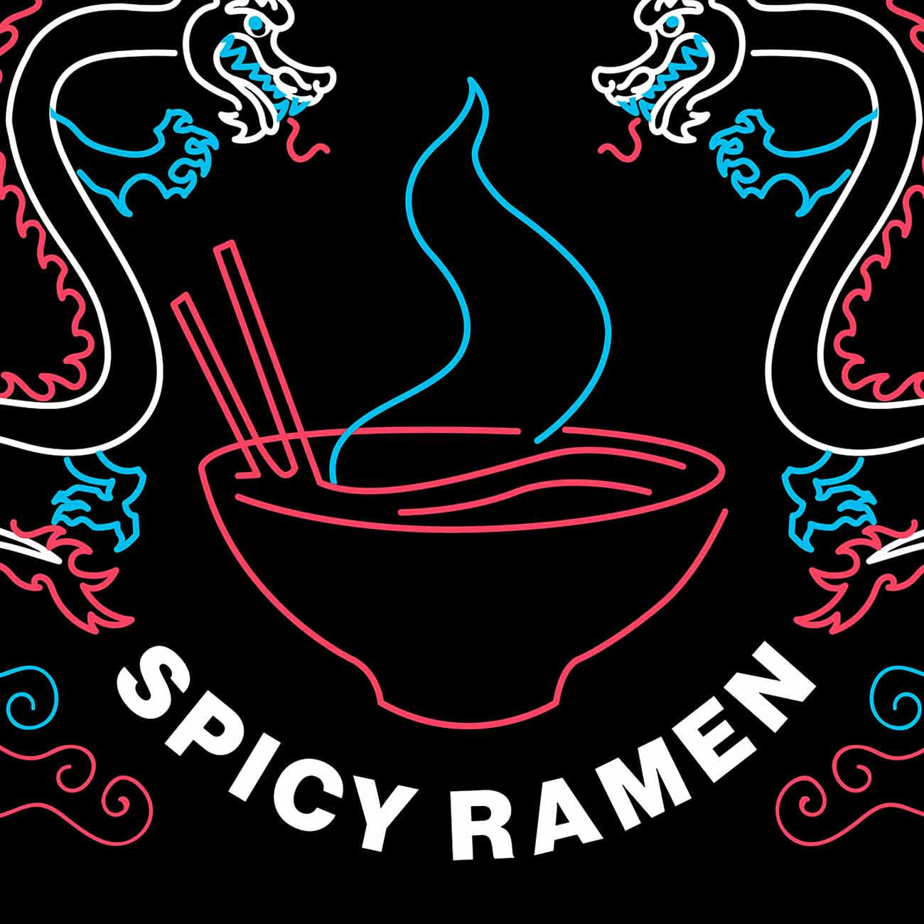 Spicy Ramen Destiny Short-Sleeve Unisex T-Shirt