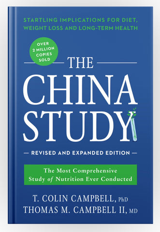 The China study nutrition