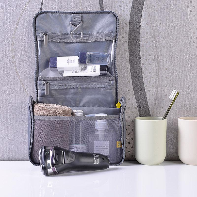 Xiaomi Mijia 90Fen Portable Travel Wash Bag Hanging Toiletry Bag Woman Makeup Cosmetic Toiletry Kit