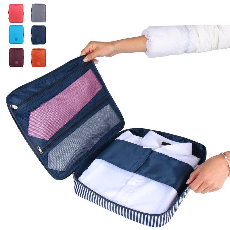 Tie Shirt Clothes Wrinkle Storage Bag Travel Cothing Sorting bag