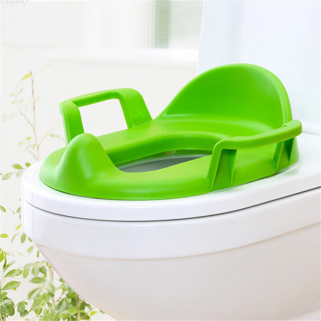 PC Soft Children Potty Training Seat Easy Clean Infant Kids Toddler Training Toilet Sea