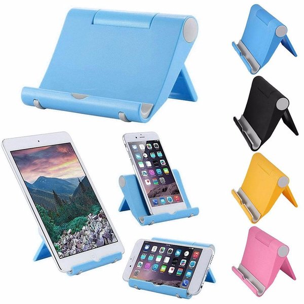 Mobile Phone Bracket Tablet Universal Lazy Bracket Ipad Desktop Foldable Phone Bracket