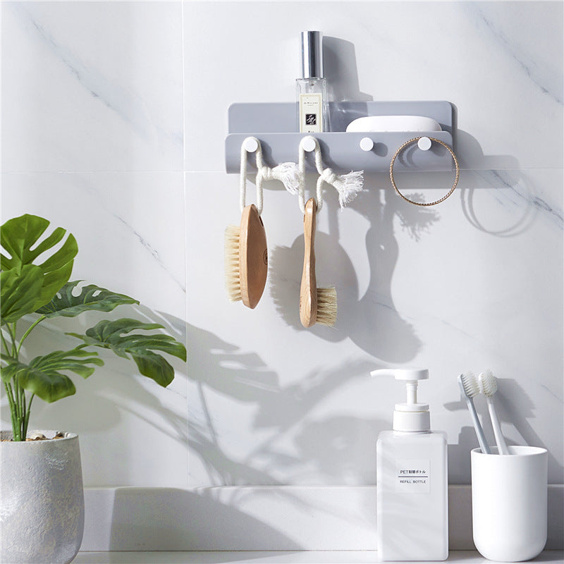 Hanger Holder Storage Wall Hook Rack DIY Organizer