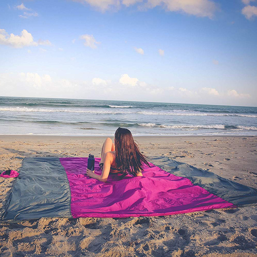 Portable Waterproof Picnic Mat Beach Mat Outdoor Camping Pad