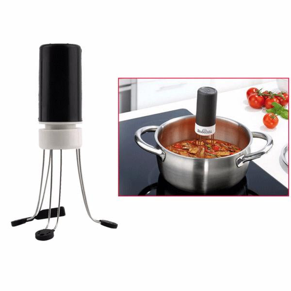 3 Speeds Automatic Blender Egg Beaters Hands Free Pot Stirrer