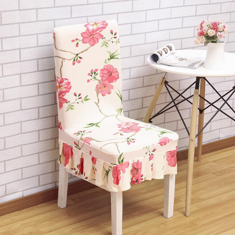 European Style Removable Chair Cover Protector Seat Covering