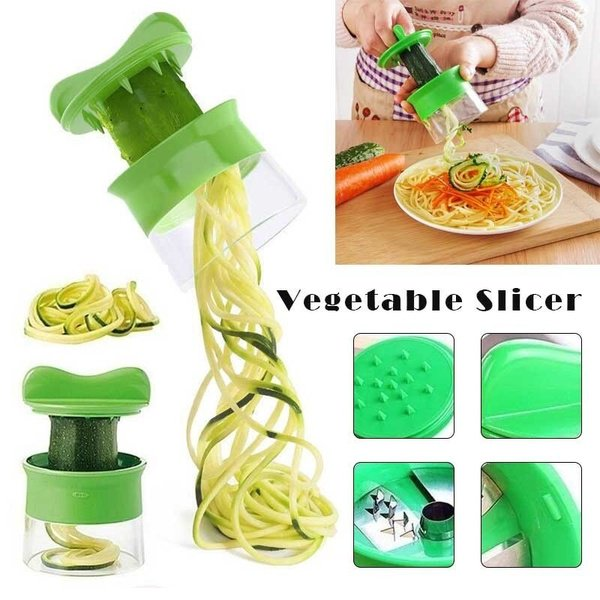 Good Grips Handheld Spiralizer Vegetable Slicer Kitchen Tool