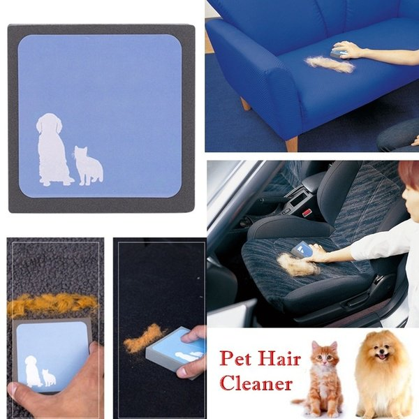 Dog Cat Hair Cleaner Pet Brush Artifact Static Hair Extractor Collect Tool