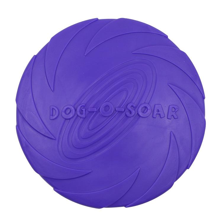 Dog Flying Disc Dog Frisbee Toy for Small, Medium, or Large Dogs