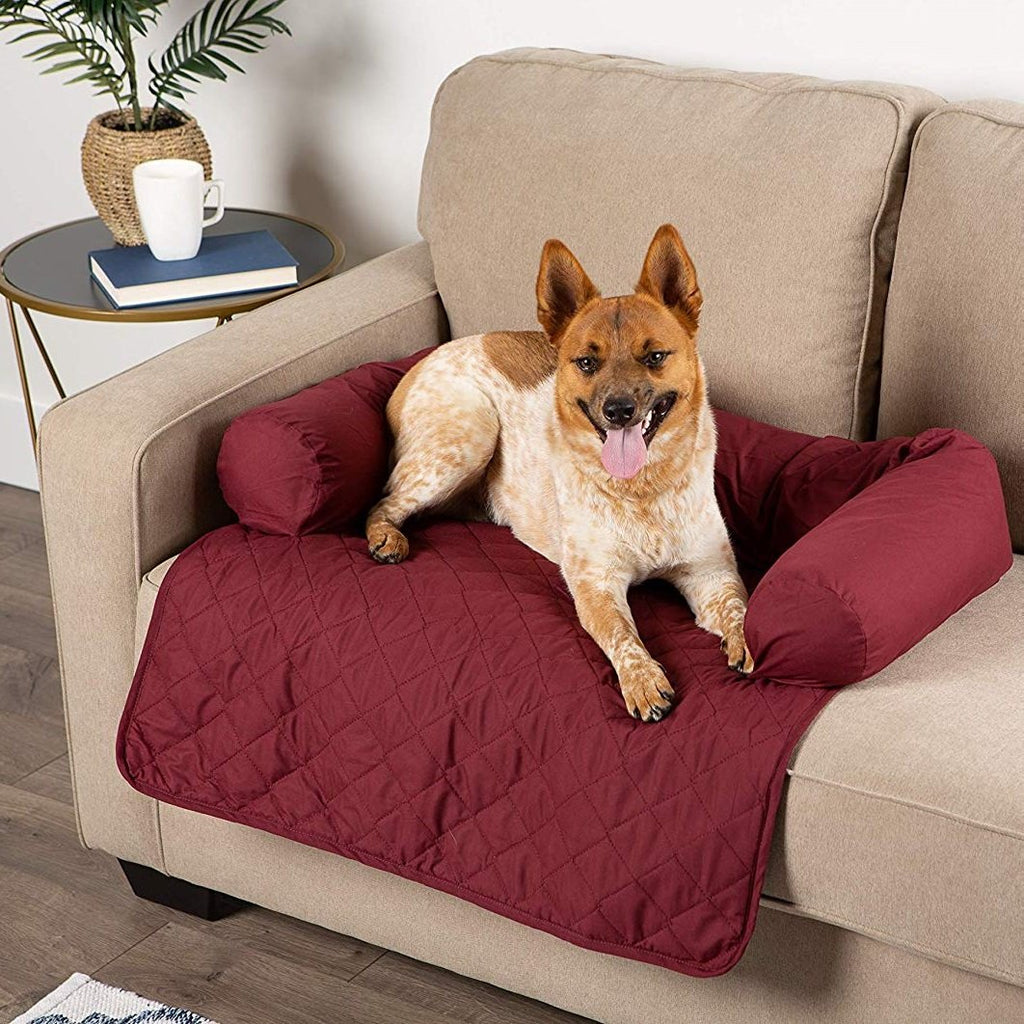 Water-Resistant Pet Furniture Protector Dog Cat Sofa Mat Soft Sofa Cover Bed