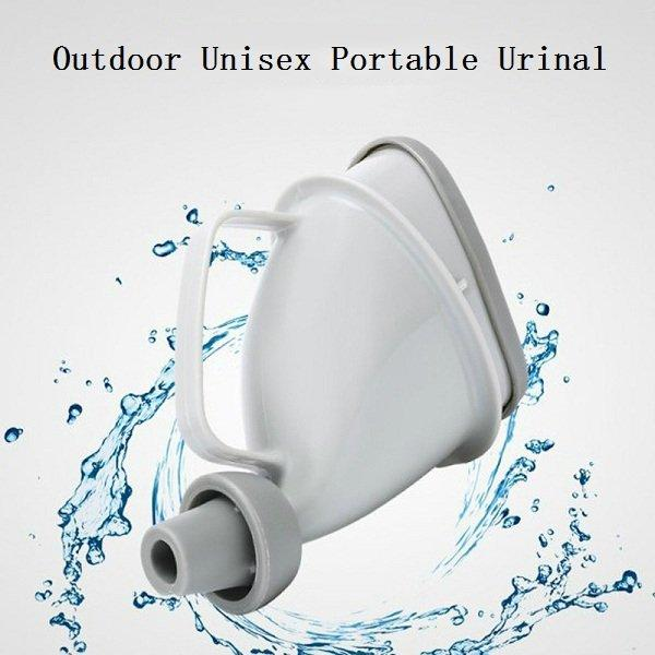 Outdoor Unisex Portable Urinal Travel Mobile Toilet Car Camping Travel Urine Potty Funnel