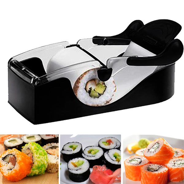 Perfect Roll Sushi Machine DIY Easy Kitchen Gadget