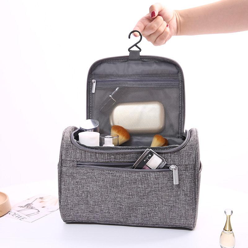 Oxford Cloth Cosmetic Bag Large Capacity Wash Bag Travel Bag