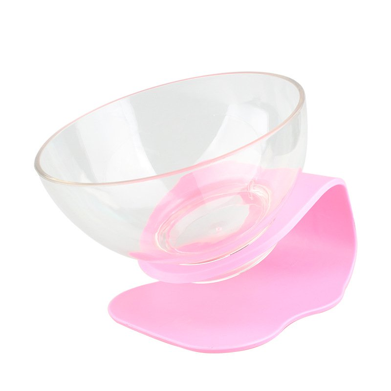 Raised Cat Food Bowl with Stand Elevated Pet Bowls Perfect for Cats and Small Dogs