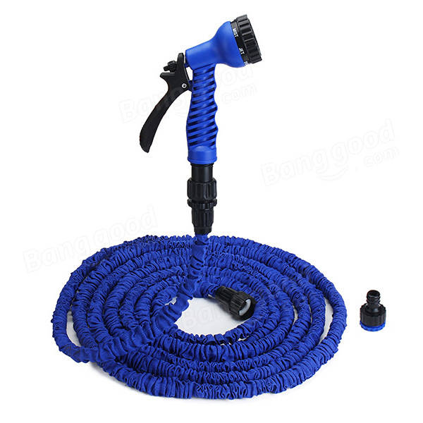 25 50 75 100FT Flexible Expandable Garden Water Hose Sets EU/US Standard