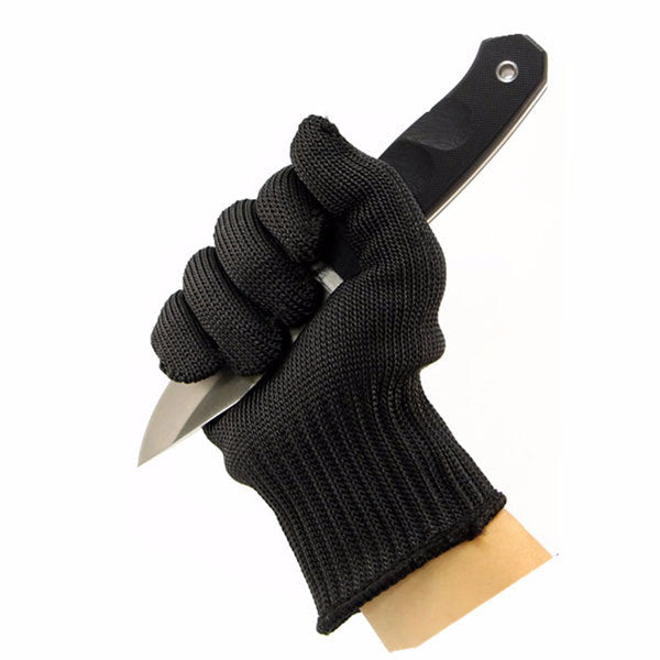 1 Pair Knife Cut Resistant Garden Gloves Cutting And Slicing Protection Tool Cooking Tool