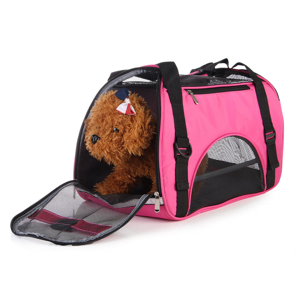Pet Carrier Pet Travel Portable Bag Carrier Soft Side Bags