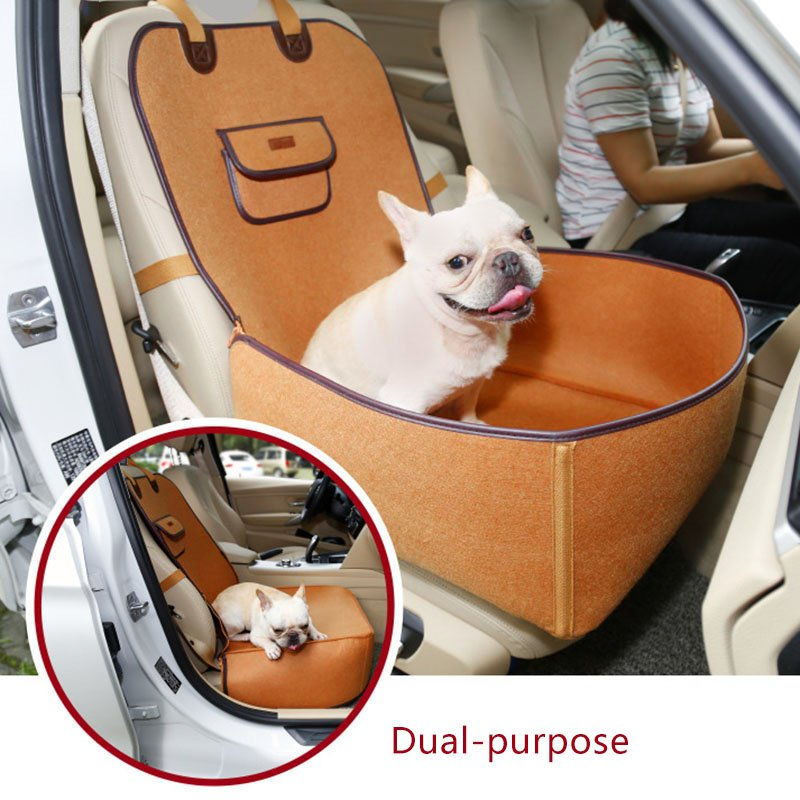 Pet Car Seat Cover Safe Protector