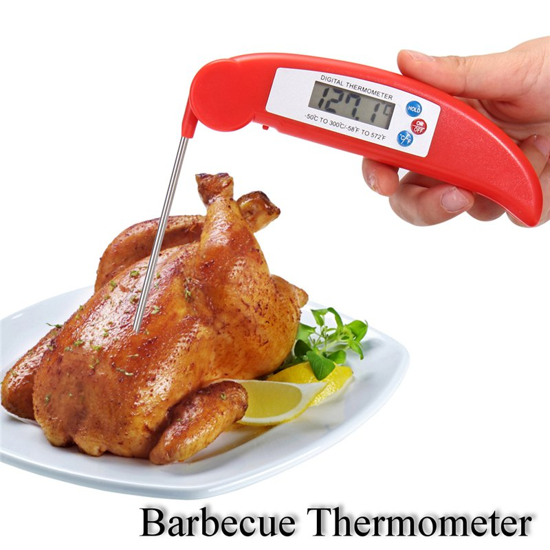 Food Thermometer Instant Read Super Fast Accurate Digital Electronic Food Cooking Thermometer