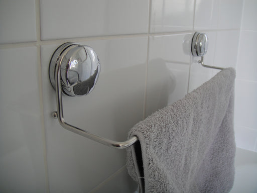 Eurowire Towel Rail (suction or screw) 35cm