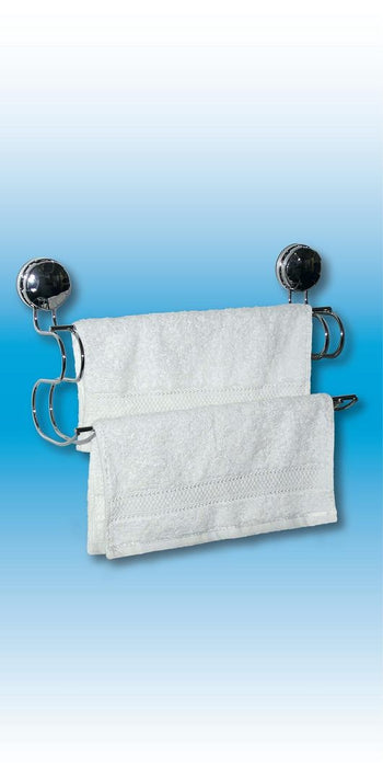 Eurowire Double Towel Rail (suction or screw) 35cm