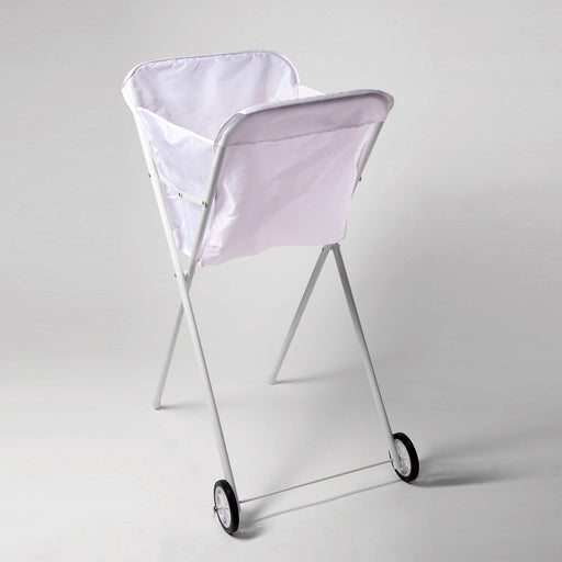Laundry Trolley/Trundler (Royal Wire with bag) 2 wheel