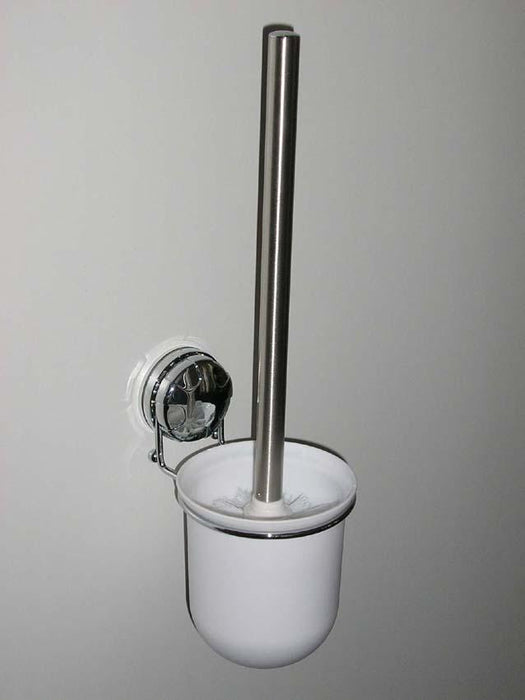 Eurowire Toilet Brush Holder (suction or screw)