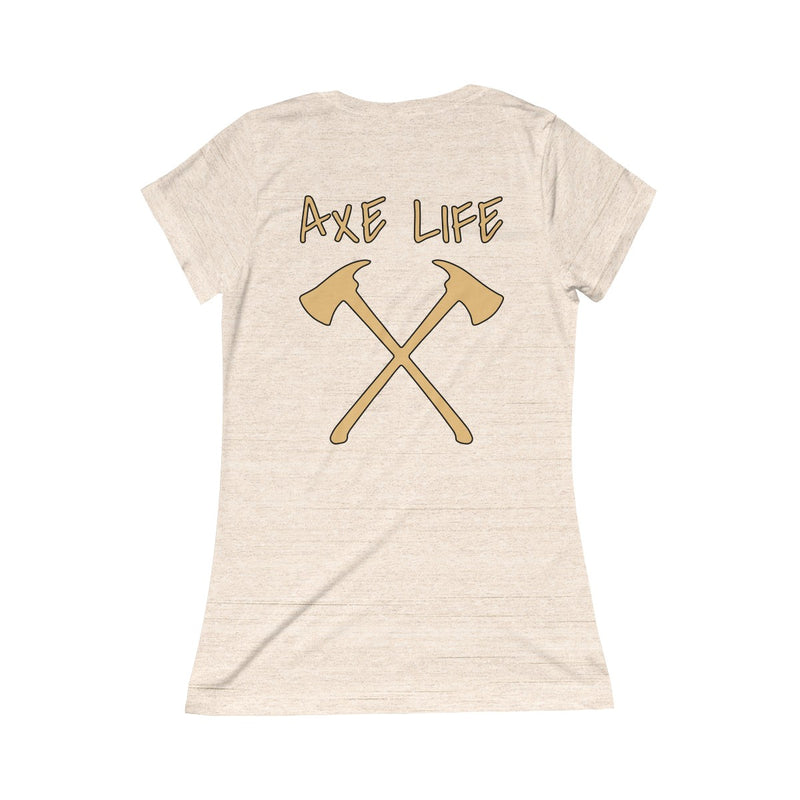 Women's TriBlend Axe Life