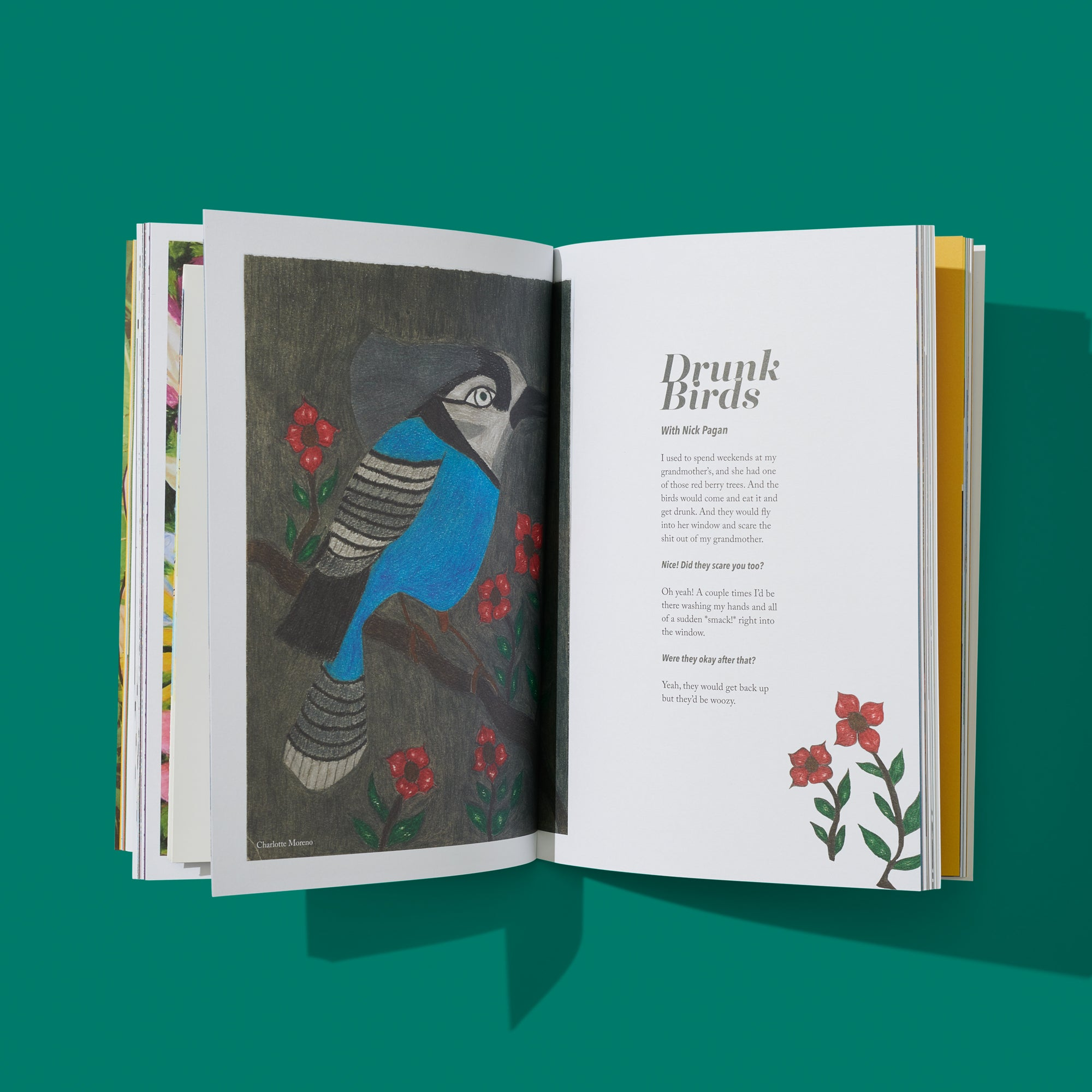 Creative Growth Magazine