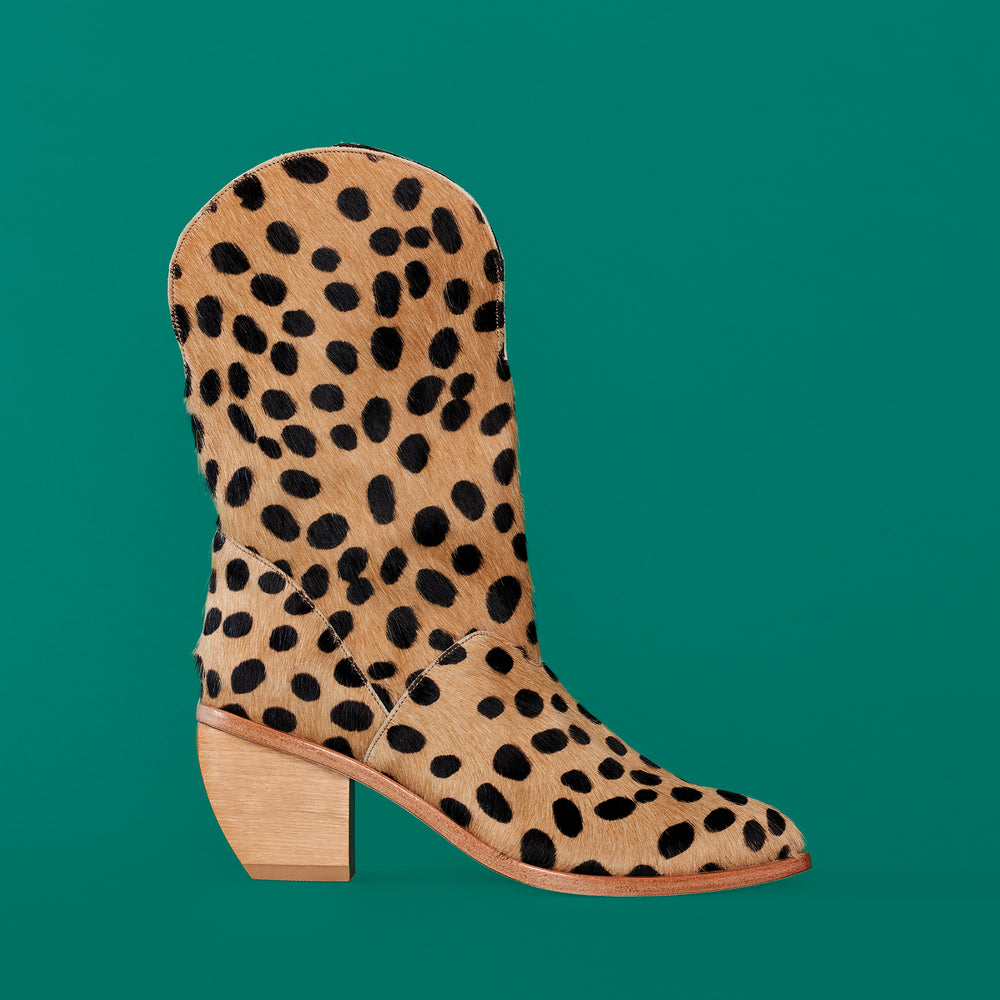 Rachel in Cheetah Preorder