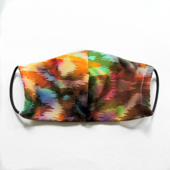 Child Tye Dye Reusable Cotton Face Mask