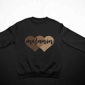 Melanin Love Sweatshirt