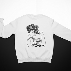 Rosalyn Graphic Sweatshirt